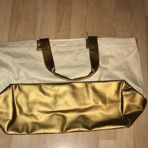 NWT bath and body works huge tote bag